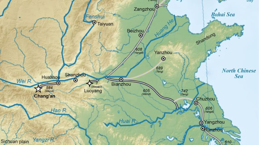China's Grand Canal: Lifeline of an Empire