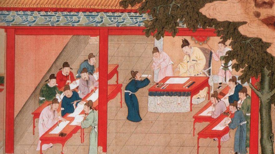 Experiencing China's Civil Service Exams