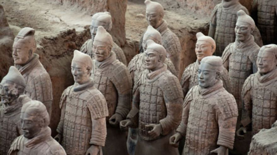 Early Nomads and China