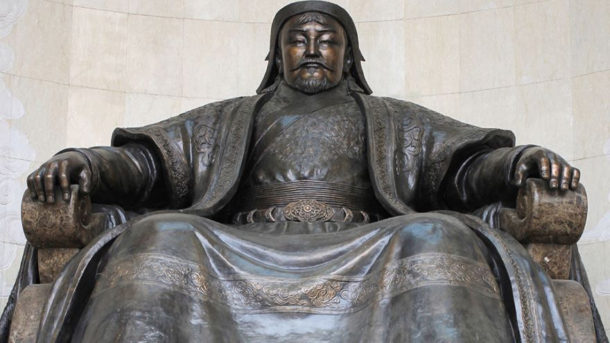 Conquests of Genghis Khan
