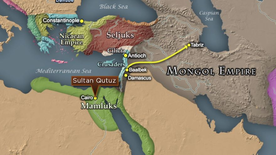 Mongol Invasion of the Islamic World