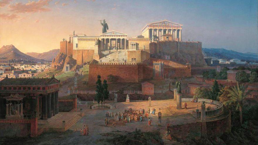 Public Speaking in Athens