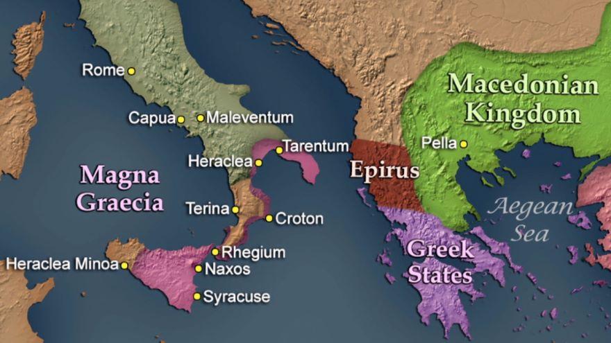 Pyrrhus: Deadly Dreams of Empire