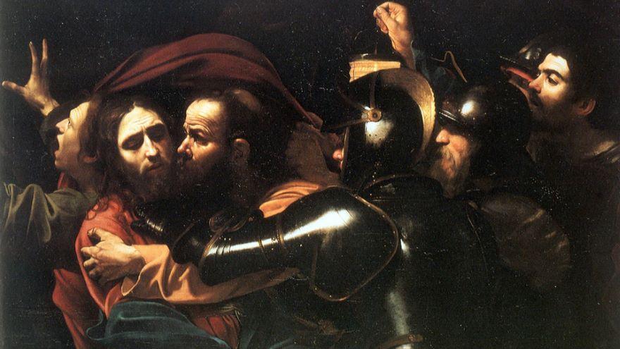 Jesus under Surveillance and Arrest