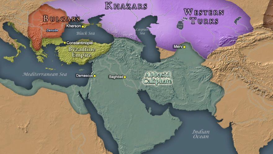 Culture Shock! Travels of Ibn Fadlan