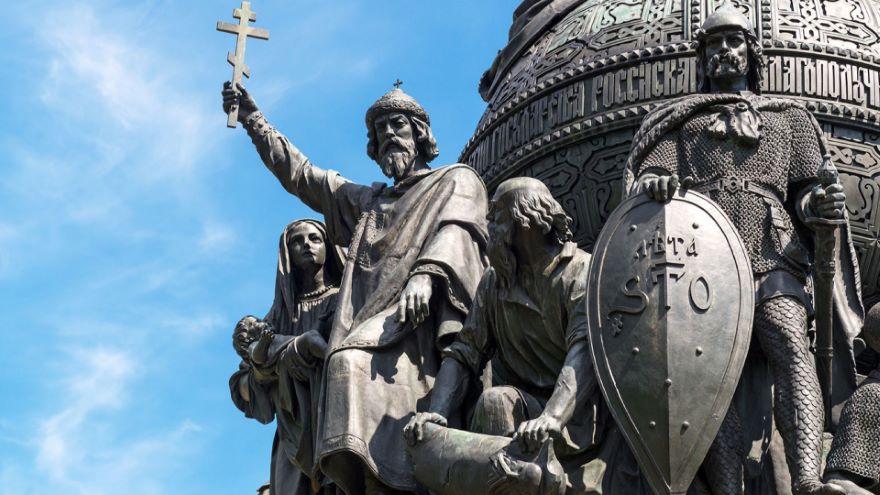 Vladimir Smashes the Idols of the Rus