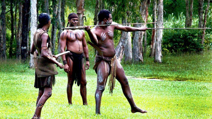 Hunter-Gatherers and Polynesians