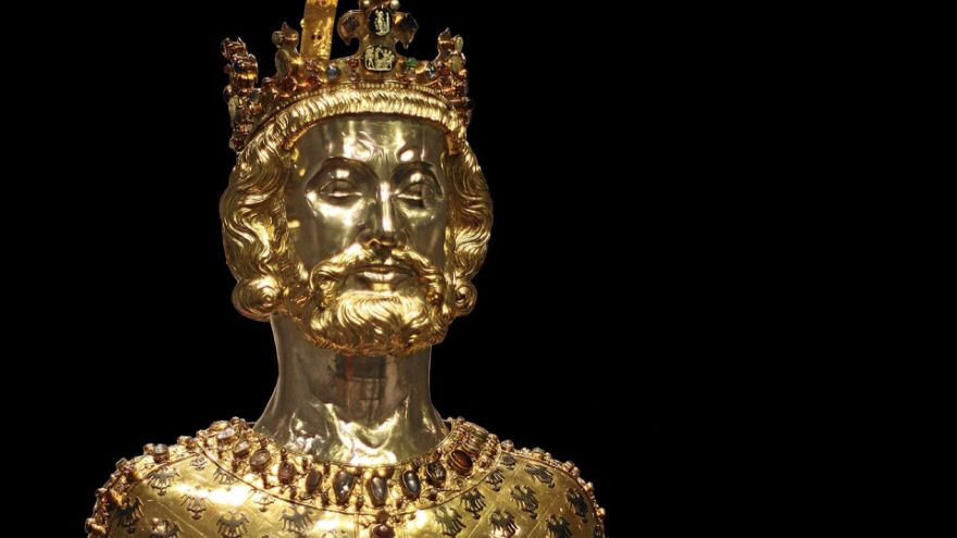 Charlemagne-Father of Europe