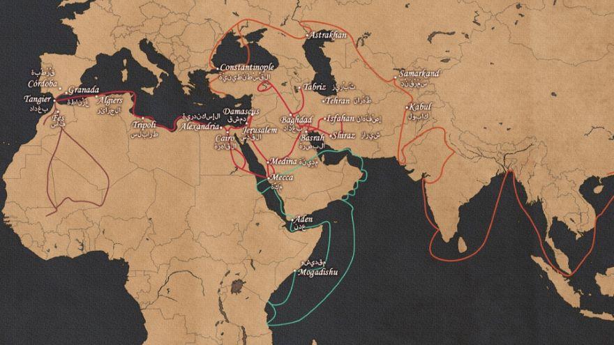 Ibn Battuta's Search for Knowledge