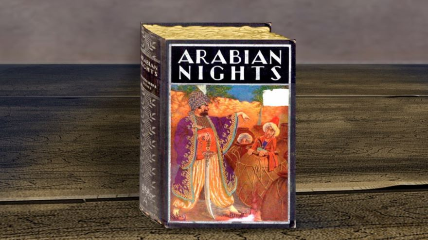 Arabian Nights Caliph: Harun al-Rashid