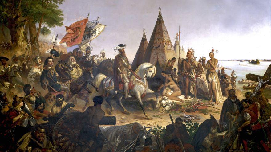 De Soto versus the Mississippians
