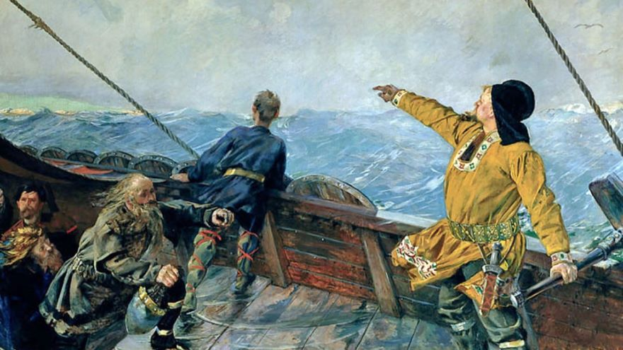 Western Voyages to Greenland and Vinland