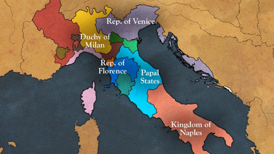 The Medieval Roots of Italian Renaissance