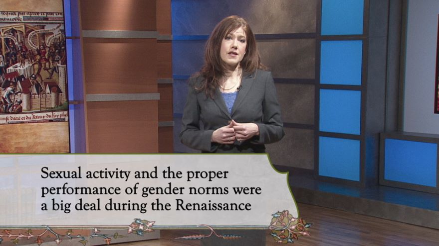 Renaissance Life: Crime, Deviance, and Honor