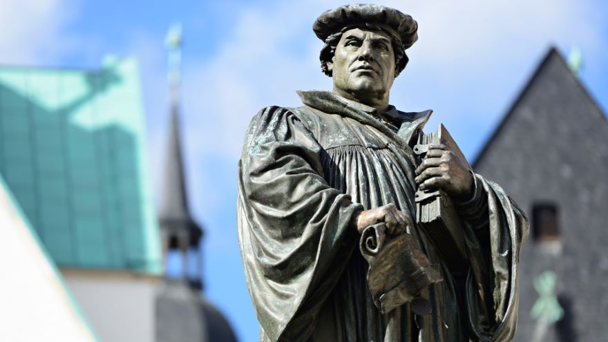 Luther: Breaking the Christian Consensus