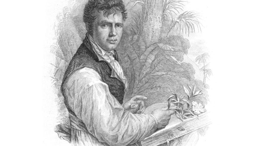 Alexander von Humboldt-Explorer Genius