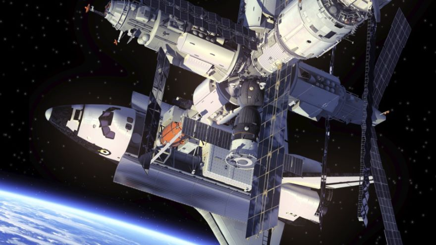 The Race to Outer Space