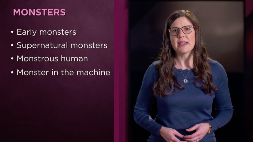 Monster as Metaphor