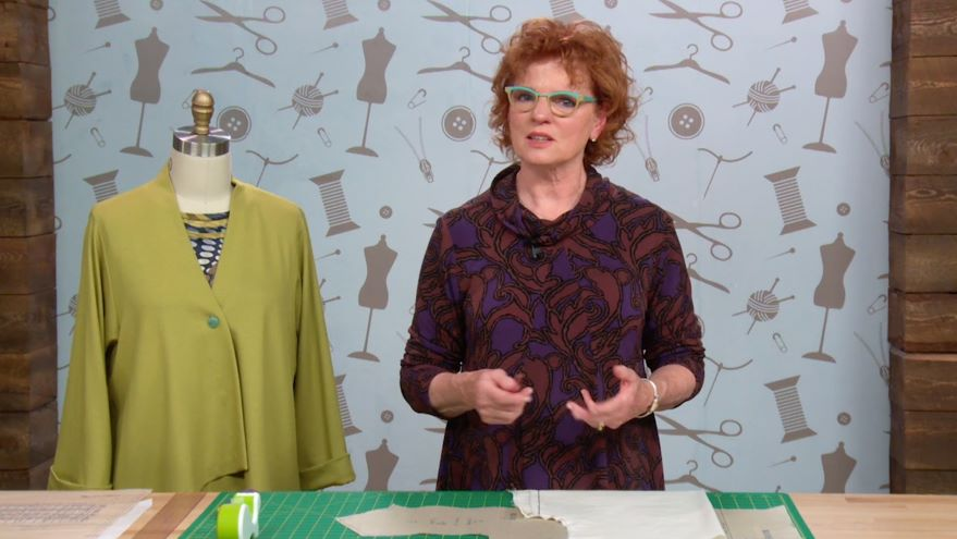 Making a Fitting Muslin: Top