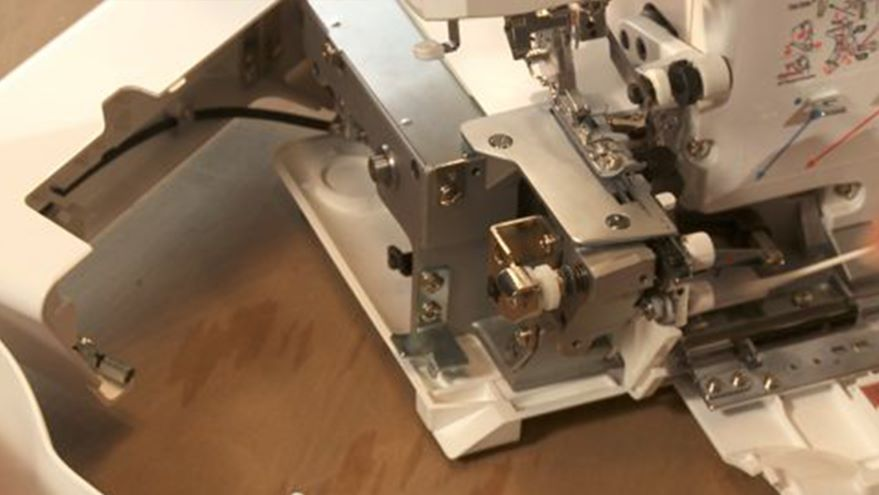 Troubleshooting Your Serger