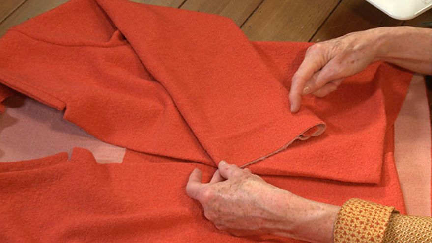 Making Lined Garments