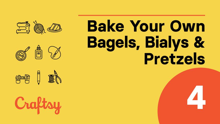 Bialys: Mixing & Proofing
