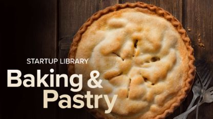 Startup Library: Baking & Pastry