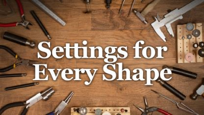 Settings for Every Shape