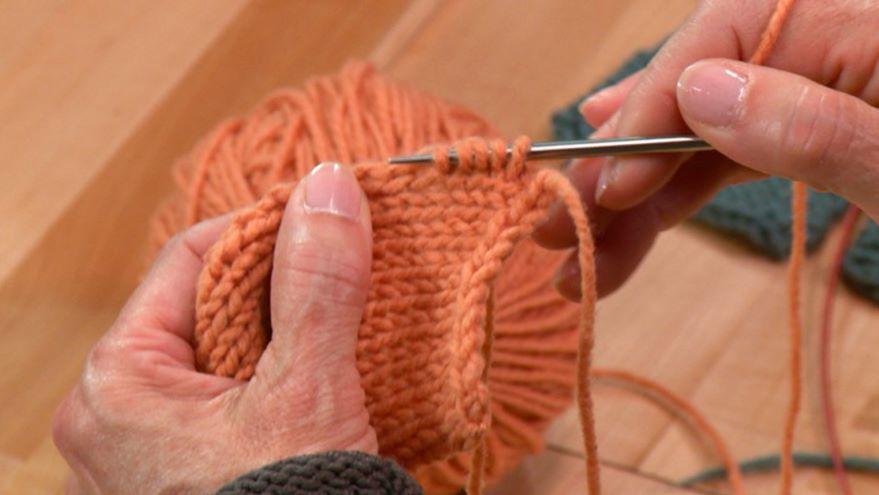 Picking Up & Knitting