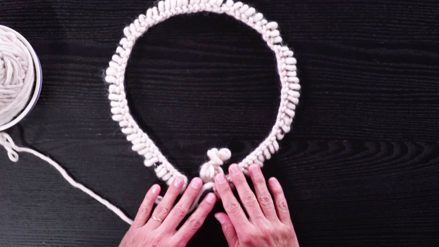 Module 1 - Lesson 12: Knitting in the Round