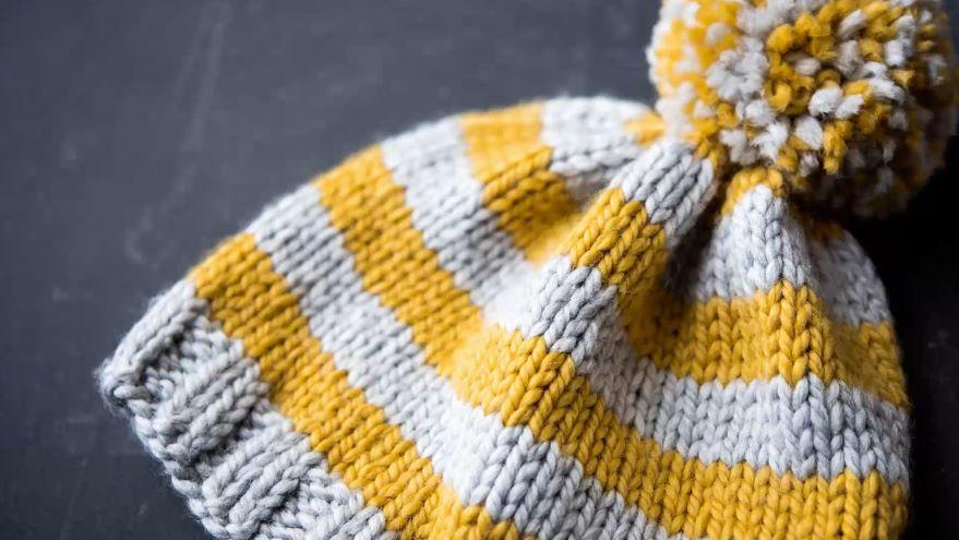 Module 1 - Lesson 16: Striped Hat