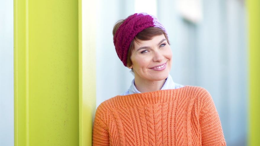Module 2 - Lesson 2: Cabled Headband