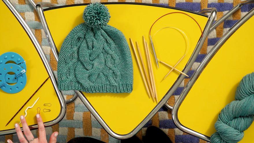 Module 2 - Lesson 3: Cabled Hat Setup