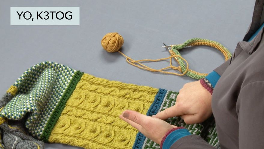 Module 4 - Lesson 1: Starting Out: Cast-On & Transitional Bands