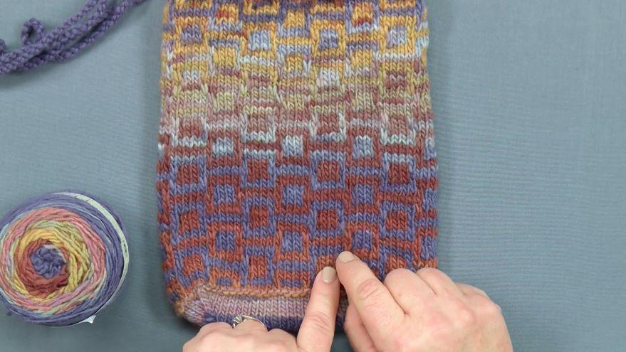 Module 4 - Lesson 3: Mosaic Knitting