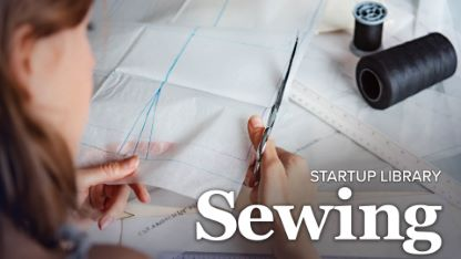 Startup Library: Sewing
