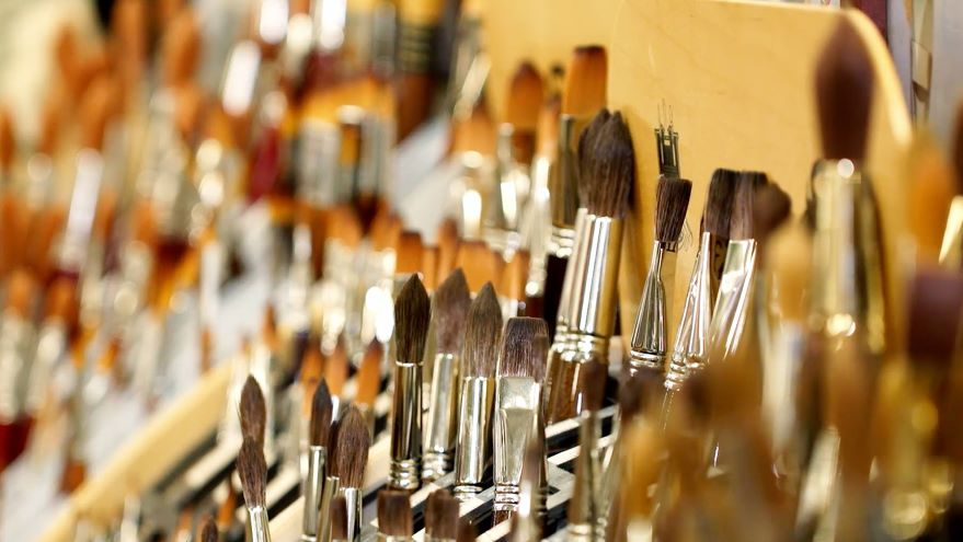 What You Need: Brushes