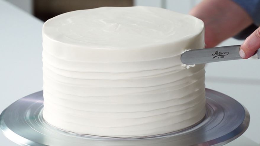 Buttercream: Textured Finishes