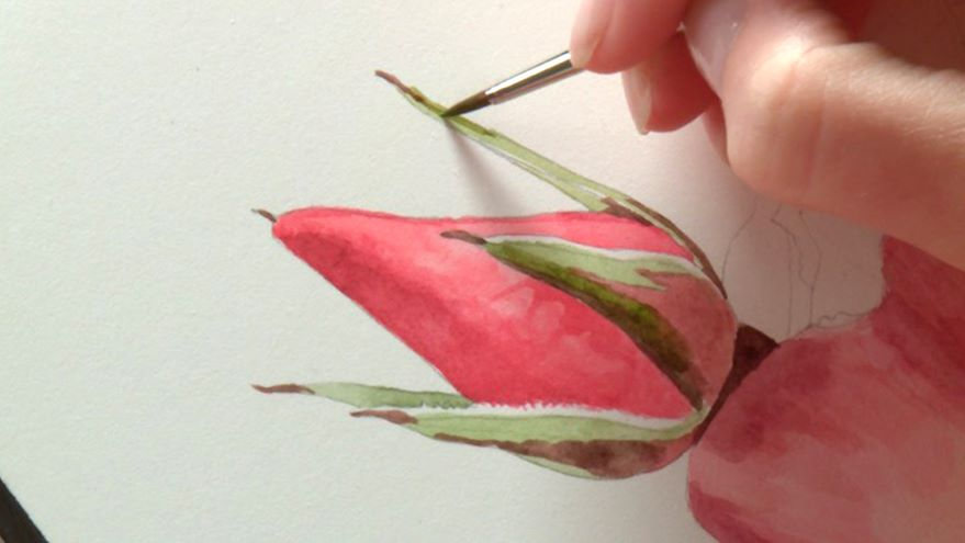 Painting the Bud