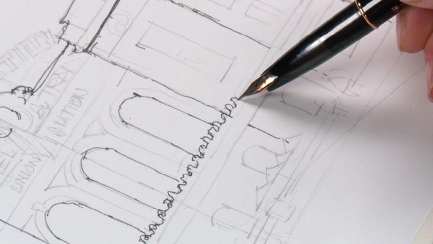Drawing Facades