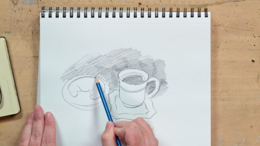Sketching with Pencil