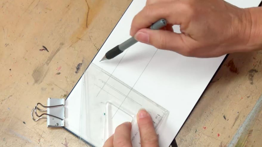 Building a Sketch in Layers