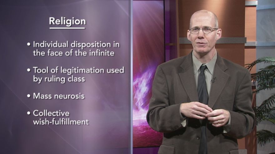 Defining Religion and Violence