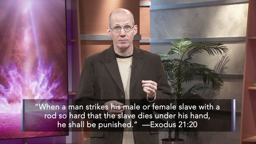 Religion's Relationship with Slavery