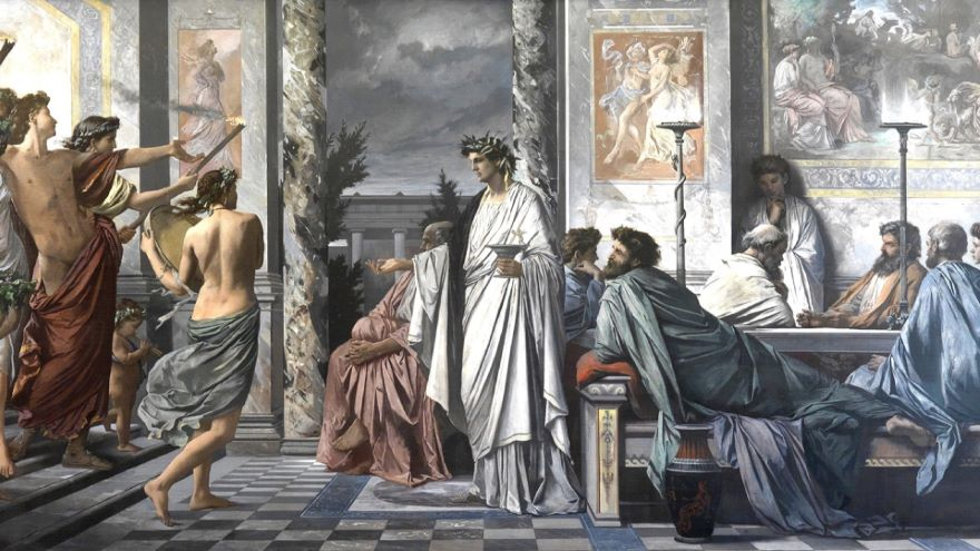 Lessons of Love-Plato's Symposium