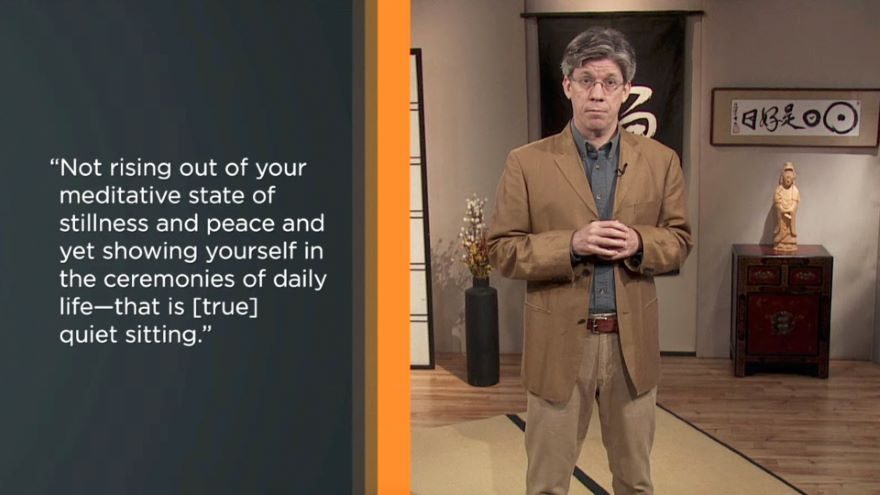 Engaged Zen: From Inner to Outer Peace – Meditation Checkup: Dealing with Distractions
