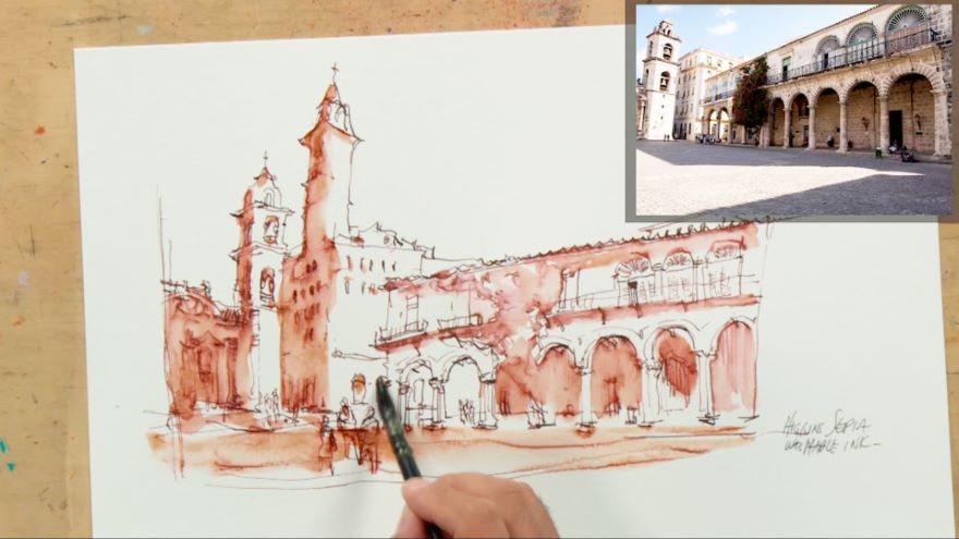 Module 3 Lesson 2: Draw Like a Painter