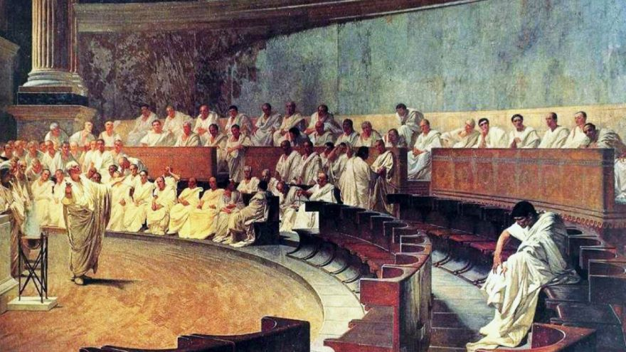 Roman Law-Making a City of the Once-Wide World