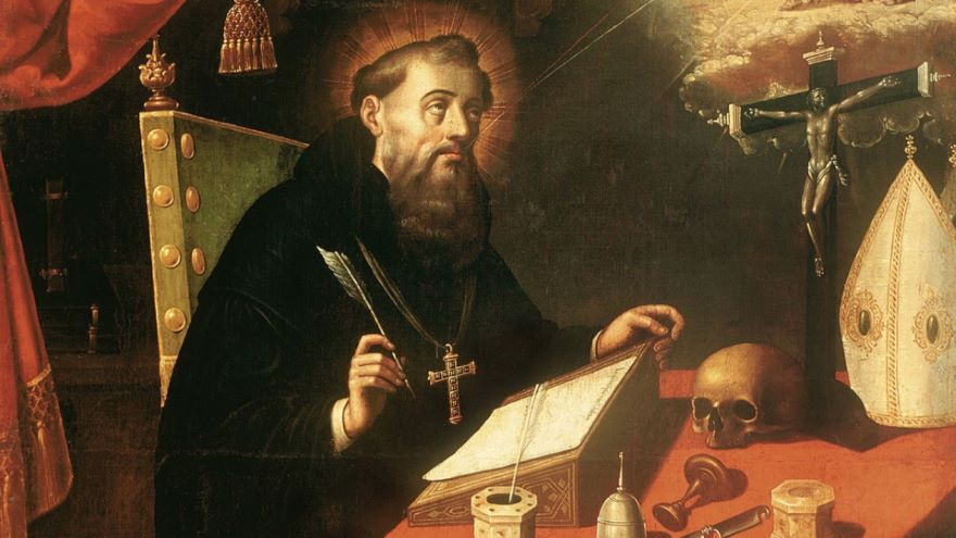 The Light Within-Augustine on Human Nature