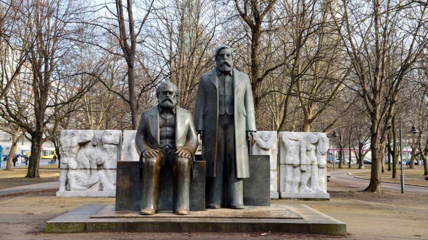 Marxism-Dead But Not Forgotten